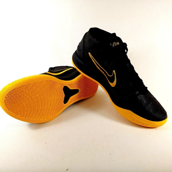 separation shoes 0bd51 ac765 Nike Kobe AD BM City Edition Black Mamba Mid